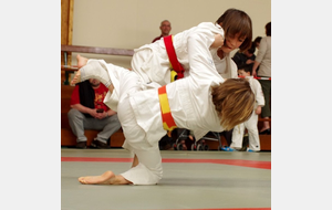 Interclubs Energie Judo Le May sur Evre