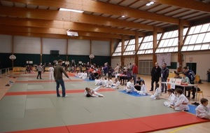 Interclubs 2018 de L'Energie Judo Le May sur Evre